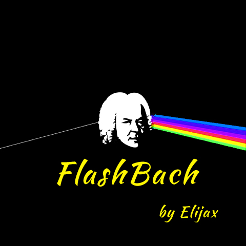 Flashbach cover by Emy Bernecoli