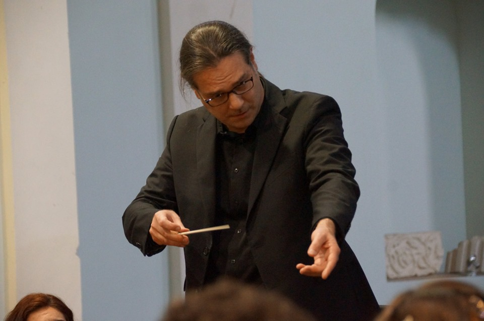 Orchestra Torrefranca. Direttore Elia Andrea Corazza. Photo credit: Rosangela Longo